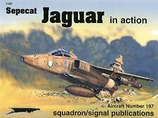 Squadron/Signal In Action 1197 - Sepecat Jaguar - NEW