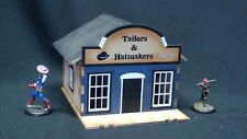 TTCombat - Wild West Scenics - WWS029 - Tailors & Hatmaker, great for Malifaux
