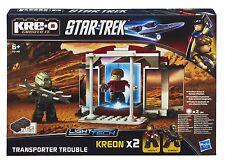 KRE-O Star Trek TRANSPORTER-Nuovissimo Trouble