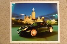 2001 Porsche Boxster S Showroom Advertising Sales Poster RARE!! Awesome L@@K