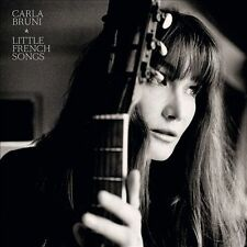Carla Bruni Little French Songs CD NEW