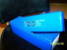 2*NEW* PCGS STORAGE BOX NEVER USED,*PROTECT YOUR COINS*