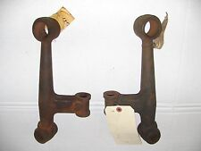 NOS Front Wheel Steering Supports PAIR 1938 1939 Packard #s 341203 & 341204