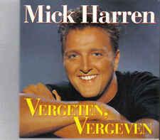 Mick Harren-Vergeten Vergeven cd single