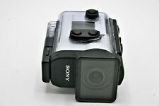 Sony HDR-AS300R HD Action Camera with Accessories White