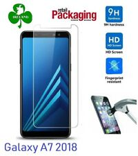 Premium Tempered Glass™ For Samsung Galaxy A7 2018 Screen Protector Film Guard