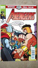 AVENGERS #5 SUPERHERO SQUAD VARIANT FIRST PRINT MARVEL COMICS (2010)