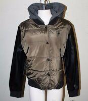 NWT women Juniors' Madden Girl Nylon Puffer Jacket  Size 1x XL