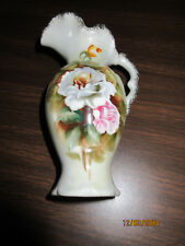 "Collectible Pitchers: 5.25"" Floral Pattern"