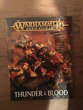 Blood and Thunder #2 Cover A Warhammer Fantasy 40k Boom Games Workshop CB6336 Warhammer