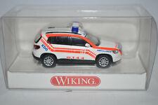 Wiking 071 14 Volkswagen TIGUAN (VIENNA Emergency) for Marklin -NEW w/BOX