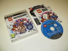 Sony Playstation 3 / PS3 ~ Lego Rockband ~ Boxed / Complete