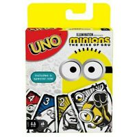 Mattel Games Uno Minions: The Rise of Gru Card Game