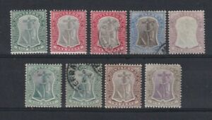 MONTSERRAT 1903 - 1908 Selection - See Description - MINT and USED