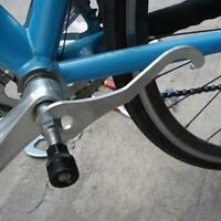 Bicycle Bike Lock Ring Remover Bottom Bracket Repair Tool Wrench Spanner s X2D9