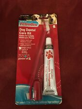 Petrodex Dog Oral Dental Kit Toothbrush & Finger Toothbrush or Single Toothpaste