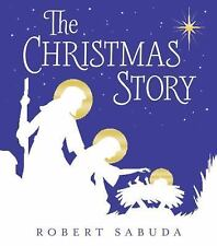 The Christmas Story by Robert Sabuda (2016, Hardcover)
