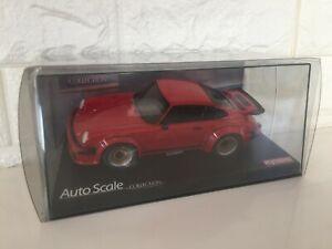 OLD Very Rare Kyosho MINI-Z Racer Body Porsche 934 RSR Turbo RED Japan F/S