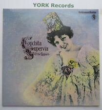 CONCHITA SUPERVIA & THE GYPSIES - Excellent Con Double LP Record World SHB 72