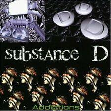 Substance D Addictions (1999) [CD]