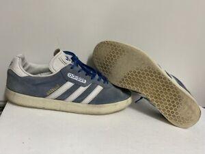 adidas gazelle mens trainers size uk 10 eu 44