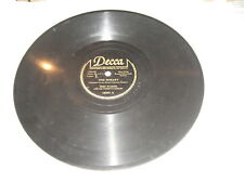 "Fred Waring, Decca #18301. The Rosary / Ave Maria,78 rpm,10"",E."