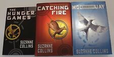 The Hunger Games Series by Suzanne Collins (Lot of 3, Books 1-3)