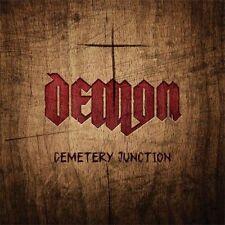 Demon-Cemetery Junction (NEW * Limousine DLP BLACK VINYL * NWOBHM/PROG ROCK)