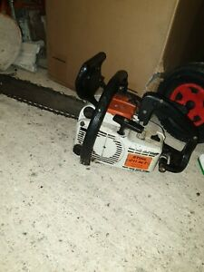 Stihl 011 Avt Chainsaw