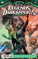 Dark Nights Death Metal Legends Of The Dark Knights #1 Cvr A (2020 Dc Comics)