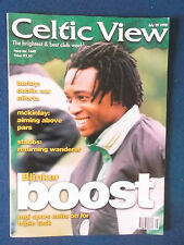 Celtic View Magazine - July 1998 - No 1440 - Regi Blinker Cover