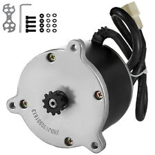 24V DC 450W 18A Brushed Electric Motor for e-Bike Scooter Go Kart Bicycle BY-6B