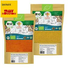 Hähnchengewürz Chicken Masala BIO + Garam Masala Gewürzmischungen BIO 150g |
