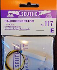 SEUTHE Nr. 117E Rauchgenerator für Modellgebäude