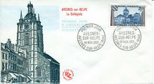 FRANCE FDC - 317 1221 3 AVESNES SUR HELPE 14 11 1959