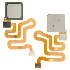 For Huawei P9 Lite Home Button Key Fingerprint Reader Sensor Flex Cable Silver
