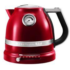 KitchenAid 5KEK1522ECA Wasserkocher Serie Artisan Apfel rot wie NEU #Y70-4416