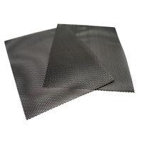 100x75mm Grille / Tôle Perforée PVC 0.8mm - Maquettes Modélisme 1/24 1/8 1/18 -