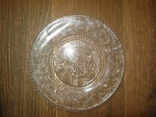 Febuary Calendar Month Clear Glass Collection