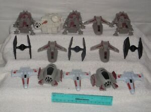 star wars mcdonalds toys-lot of 15-2000-fair