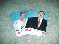 1988 Chicago Blackhawks Coke Hockey Card Set (25) Ed Belfour Denis Savard