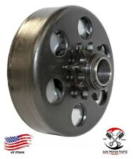 """Max-Torque SS Clutch - #41Chain, 10T with a 3/4"""" Bore for Go Kart or Minibike-BM"""