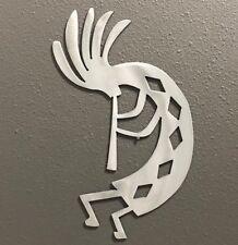 Kokopelli 5 Aluminum Metal Wall Art Skilwerx 9 X 6 Southwestern