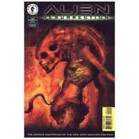 Alien Resurrection #2 in Near Mint minus condition. Dark Horse comics [*9b]