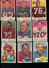 NEAR MINT Joe Perry - 49ers - Signed 1960 Topps Card w/COA - Died 2011