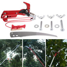 High-altitude Extension Lopper  Extendable Fruit Tree Pruning Saw Cutter Garten