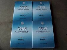 2008 Chrysler Pacifica Shop Service Repair Manual Limited LX Touring 3.8L 4.0L