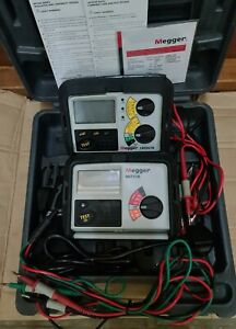Megger PPK210 Part P Testing Kit LRCD210 & MIT310