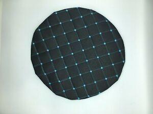 Bar Stool Cover Cloth Fabric EASY Elastic SLIP ON , Kitchen, Salon, Office, Pub
