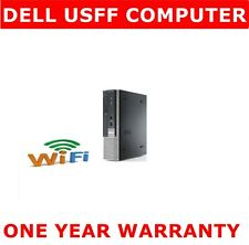 DELL i5  3rd Gen COMPUTER PC 16GB RAM  1TB SSD WINDOWS WIRELESS READY